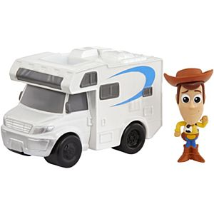 Disney Pixar Toy Story Mini Woody and RV
