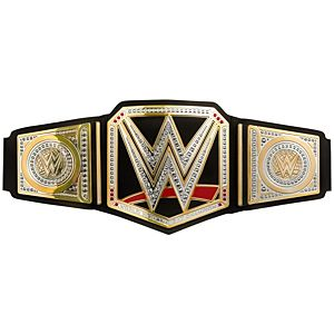 WWE® Live Action Championship Title Assortment