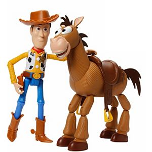 Disney Pixar Toy Story Woody and Bullseye Adventure Pack