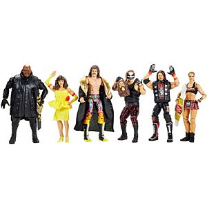 WWE® Elite Collection Action Figure Collection