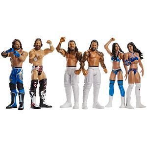 WWE® Battle Pack™ Action Figure Collection