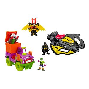 Imaginext® DC Super Friends™ Batwing™ & The Joker™ Surprise