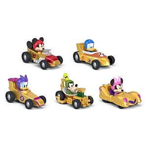 Disney Mickey and the Roadster Racers - Mickey's Golden Roadster Crew