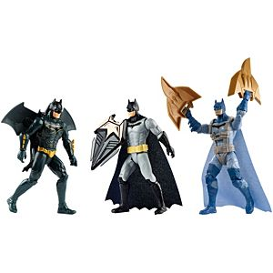 Batman™ Missions™ 6-inch Core Figure Collection
