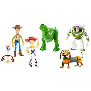 Disney Pixar Toy Story RV Friends 6-Pack Figures