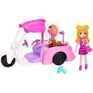 Polly Pocket Scrubadub Pup Pet Washer