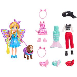 Polly Pocket® Masque 'N' Match Costume Pack