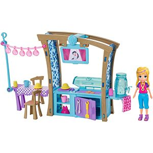 Polly Pocket® Backyard BBQ Bash!™