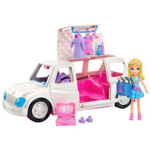 Polly Pocket® Arrive in Style Limo