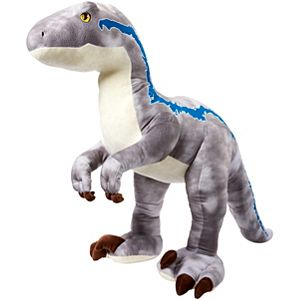 Jurassic World Ginormous Velociraptor Blue