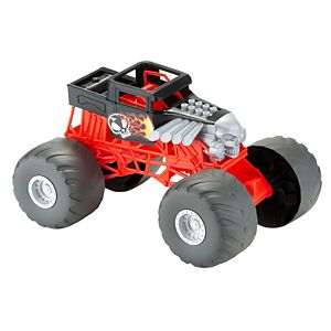 Ginormous  Hot Wheels® Monster Trucks Bone Shaker Lights & Sounds Vehicle  in 1:10 Scale