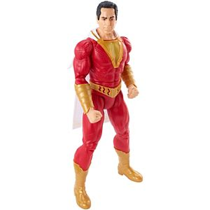 "DC Comics™ Shazam!™ Thunder Punch® Shazam!™ 12"" Action Figure"