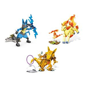 Mega Construx™ Pokémon™ Power Packs Collection