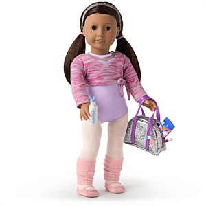 Ballet Class Outfit for 18-inch Dolls | Truly Me | American Girl