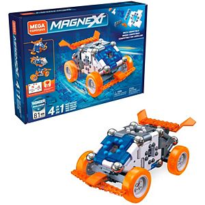 Mega Construx™ Magnext™ 4-in-1 Mag-Racers