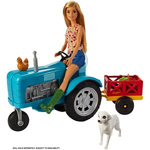 Barbie® Sweet Orchard Farm™ Tractor and Accessories