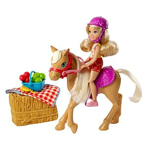 Barbie® Club Chelsea™ Doll and Horse