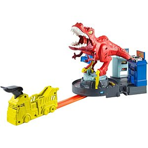 Hot Wheels® T-Rex Rampage Play Set
