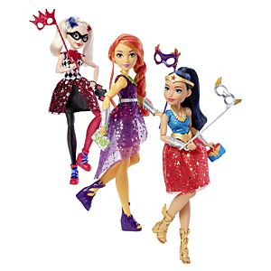 DC Super Hero Girls™ Masquerade Dolls Gift Set