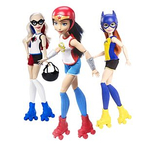DC Super Hero Girls™ Roller Derby Dolls Gift Set