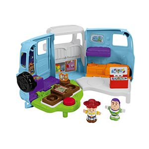 Little People® Disney® Toy Story Jessie's Campground Adventure Playset
