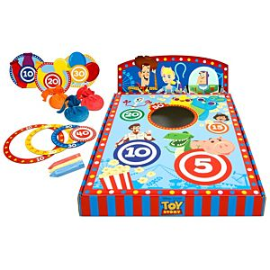Disney Pixar Toy Story Carnival Chalk Activity