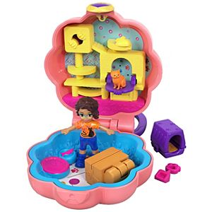 Polly Pocket® Purrfect Playhouse™