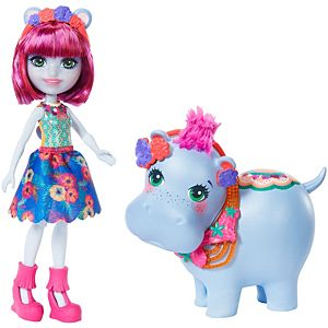Enchantimals™ Hedda Hippo™ & Lake™ Dolls