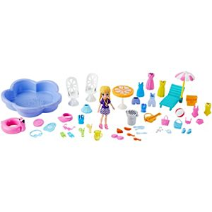 Polly Pocket® Cute 'n' Cool™ Pool Party