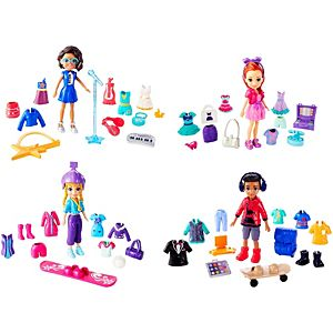 Polly Pocket® Squad Style™ Super Pack