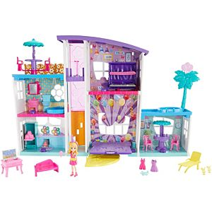 Polly Pocket Poppin' Party Pad