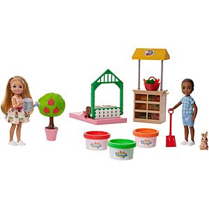 Barbie® Sweet Orchard Farm™ Garden Playset with Chelsea Doll