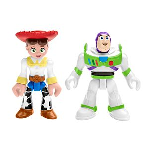 Imaginext® Disney Toy Story Buzz Lightyear & Jessie Figure Pack