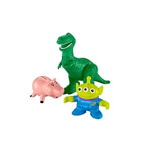 Imaginext® Disney Toy Story Rex, Hamm & Alien 3-Figure Pack
