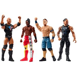 WWE® Top Picks Action Figure Collection