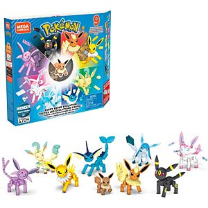 Mega Construx™ Pokémon™ Every Eevee Evolution! Pack