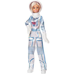 Barbie® 60th Anniversary Astronaut Doll
