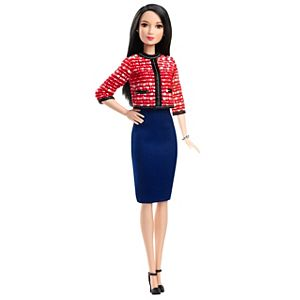 Barbie® 60th Anniversary Political Candidate Doll