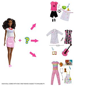 Barbie® Doll Surprise Career Looks