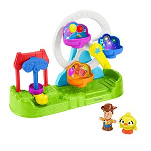 Little People® Disney® Toy Story Ferris Wheel Playset