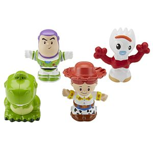Little People® Disney® Toy Story Buzz Lightyear & Friends Figure 4-Pack