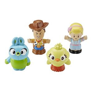Little People® Disney® Toy Story Woody & Friends Figure 4-Pack