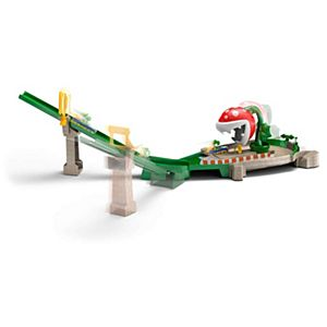 Hot Wheels® Mario Kart™ Piranha Plant Slide Track Set