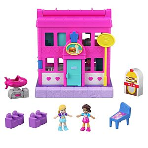 Polly Pocket® Pollyville® Diner