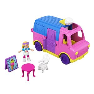 Polly Pocket® Pollyville® Ice Cream Truck