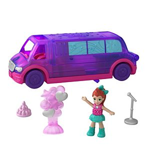Polly Pocket® Pollyville® Party Limo