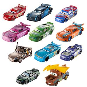 Disney/Pixar Cars Die-cast 11-Pack Collection