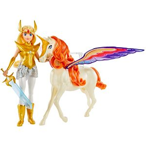She-Ra and the Princesses of Power Battle Armor™ She-Ra™ & Swift Wind™ Dolls