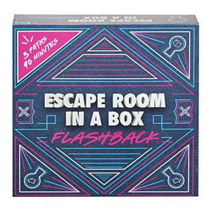 Escape Room in a Box: Flashback™