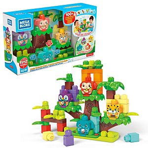 Mega Bloks® Jungle Treehouse Band
